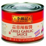 Соус Chili Garlic  2,13 кг LKK 蒜蓉辣酱